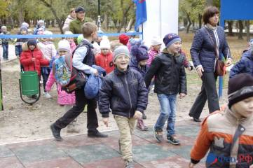 «Потребности в городе по детским площадкам очень большие»