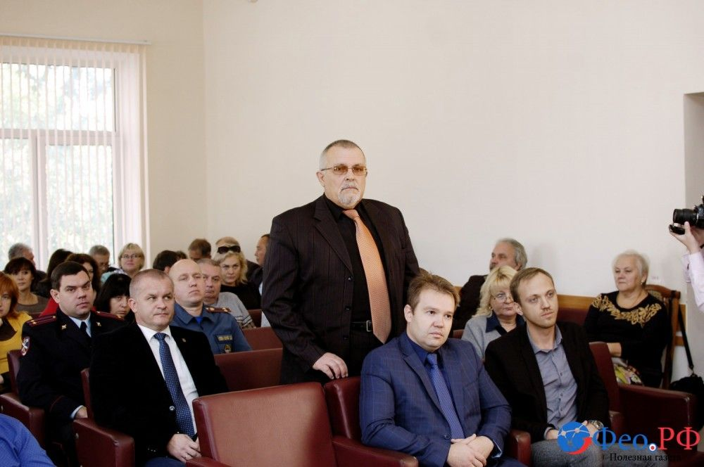 Степан Бойчик. Новый заместитель главы администрации Феодосии