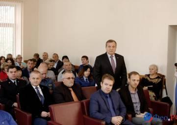 Владимир Загодиренко. Новый заместитель главы администрации Феодосии