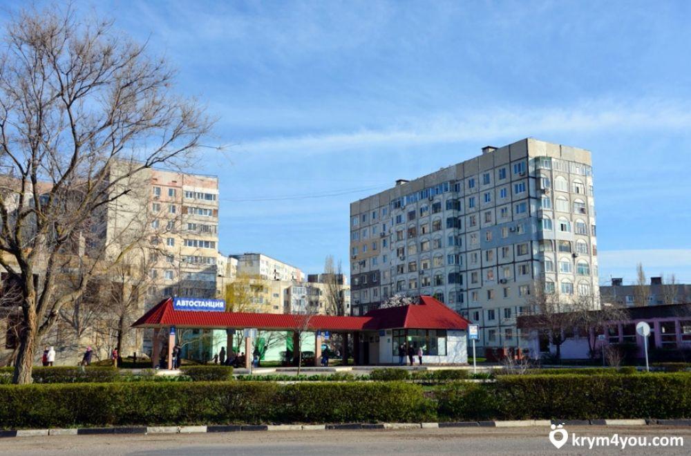В Щелкино начались работы по программе «Формирование комфортной городской среды»