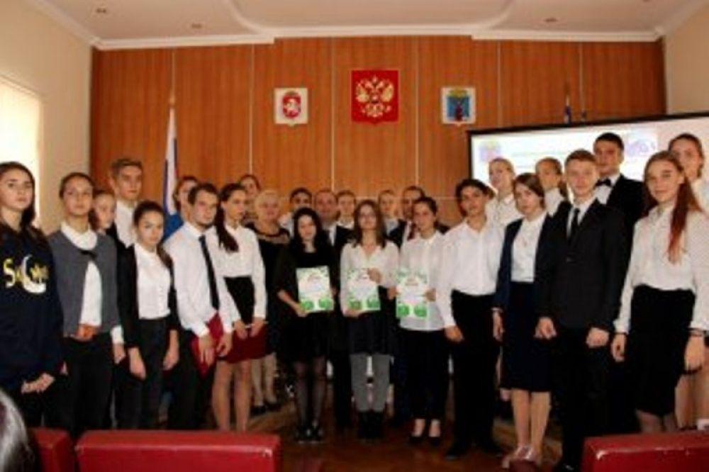 В Феодосии продолжается программа «Мы и город»