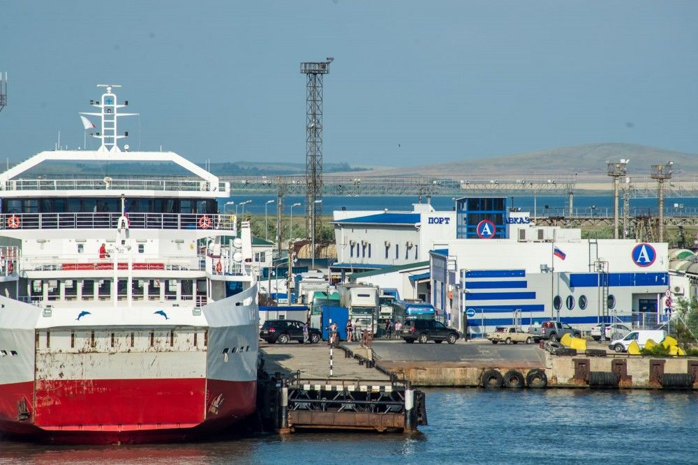 Правительство России расширит порт «Кавказ» для обеспечения материалами строительства трассы «Таврида»