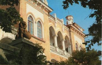 Феодосия: горожане и гости в разные годы