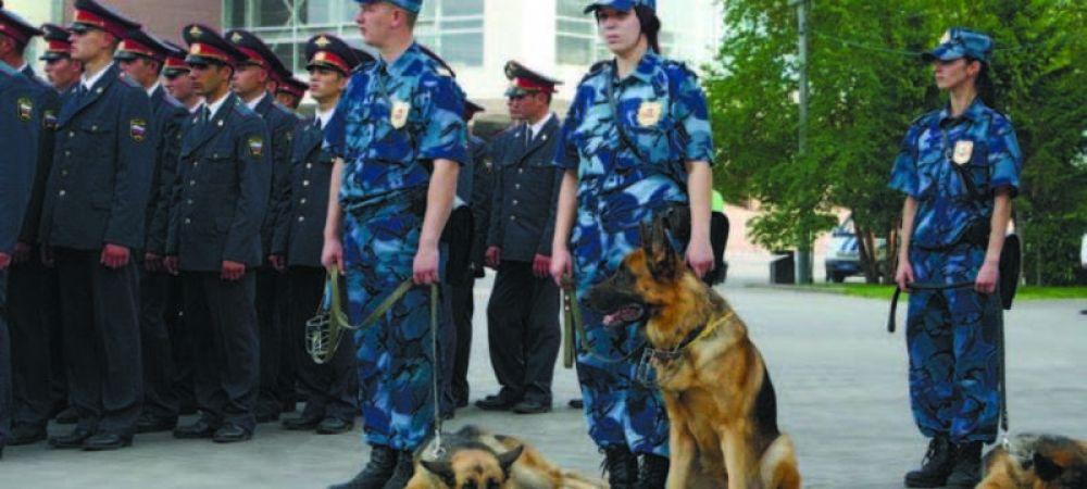 В Керчи на праздновании Дня народного единства будет дежурить полиция