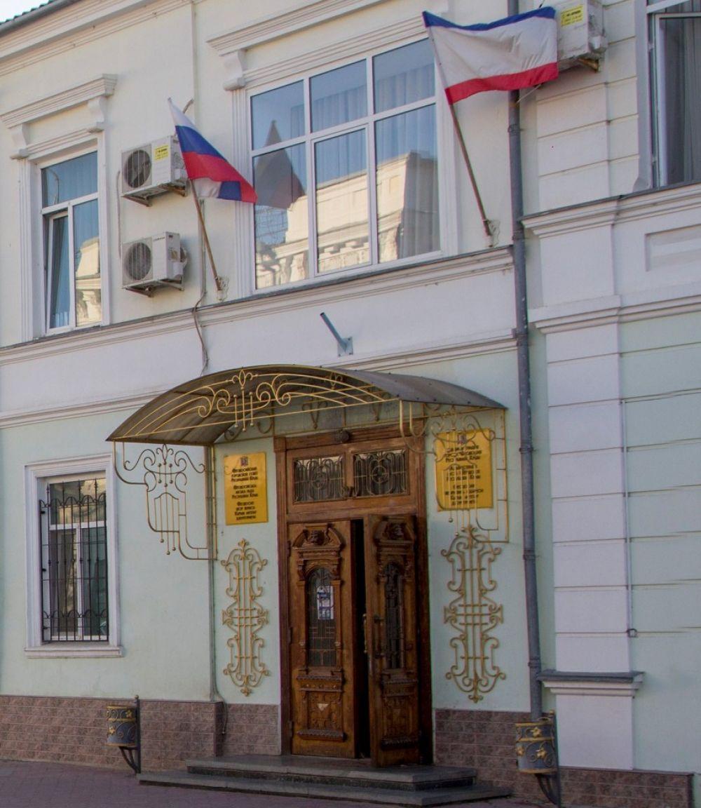 Фомич сделал выговор начальнику феодосийского департамента архитектуры