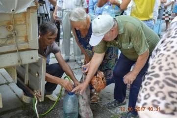 Горожан приглашают бесплатно попробовать минеральную воду «Феодосийская»