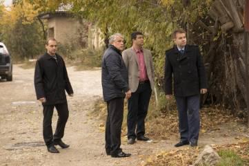 В Феодосии подумывают заняться ремонтом призывного пункта (ФОТО)