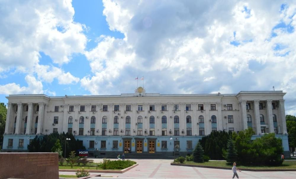 Совмин ликвидирует феодосийское летно-испытательное предприятие «Взлет»