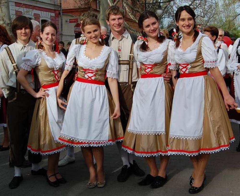 В Феодосию на Дни немецкой культуры съедутся национальные коллективы из городов Крыма
