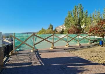 Проход по набережной Феодосии закрыт