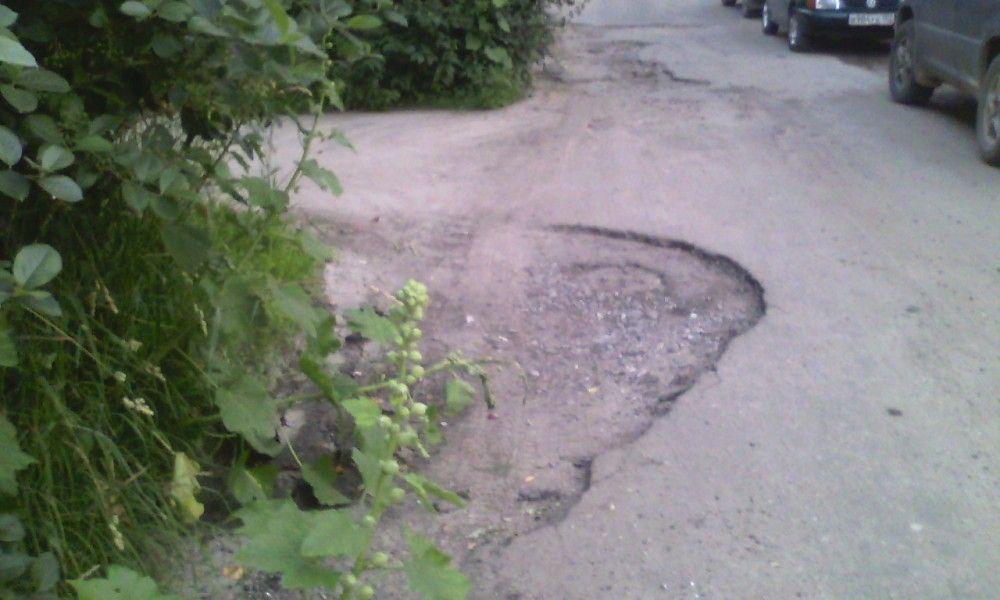 Вопрос ремонта дороги на Краснокаменку может решиться уже в следующем году