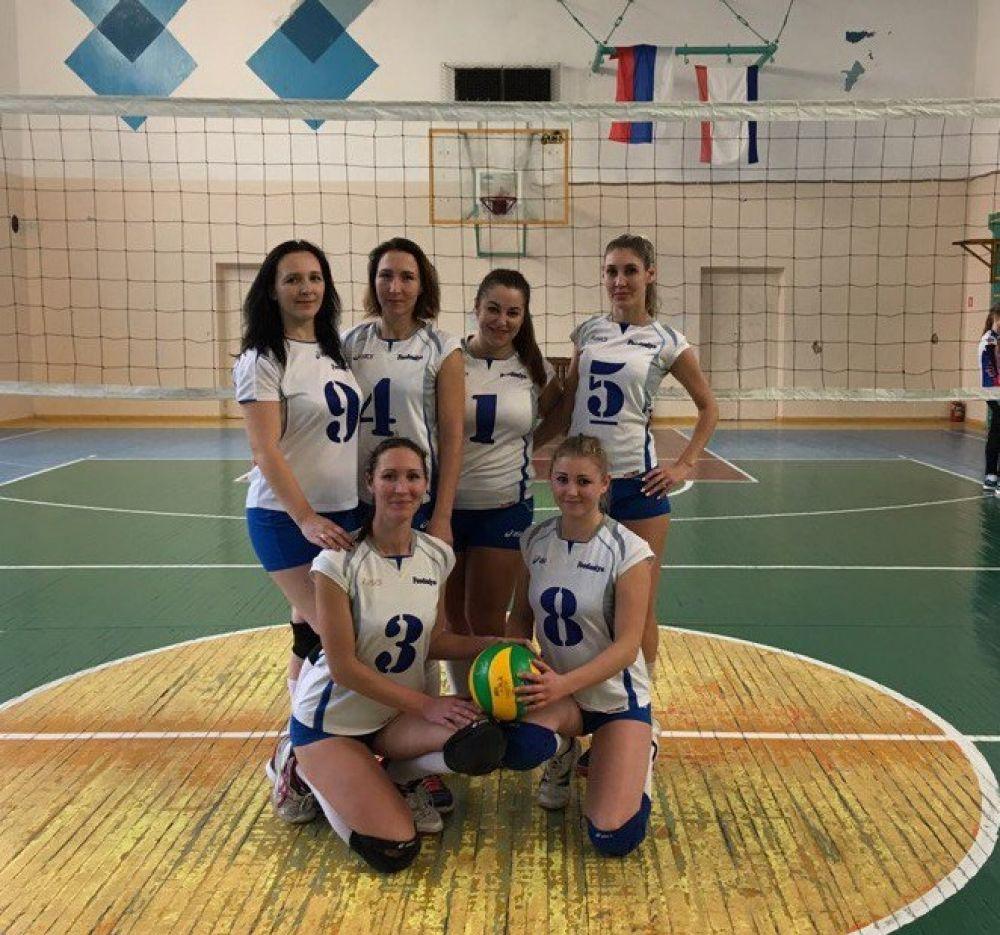 Прошли встречи второго тура чемпионата Крыма по волейболу