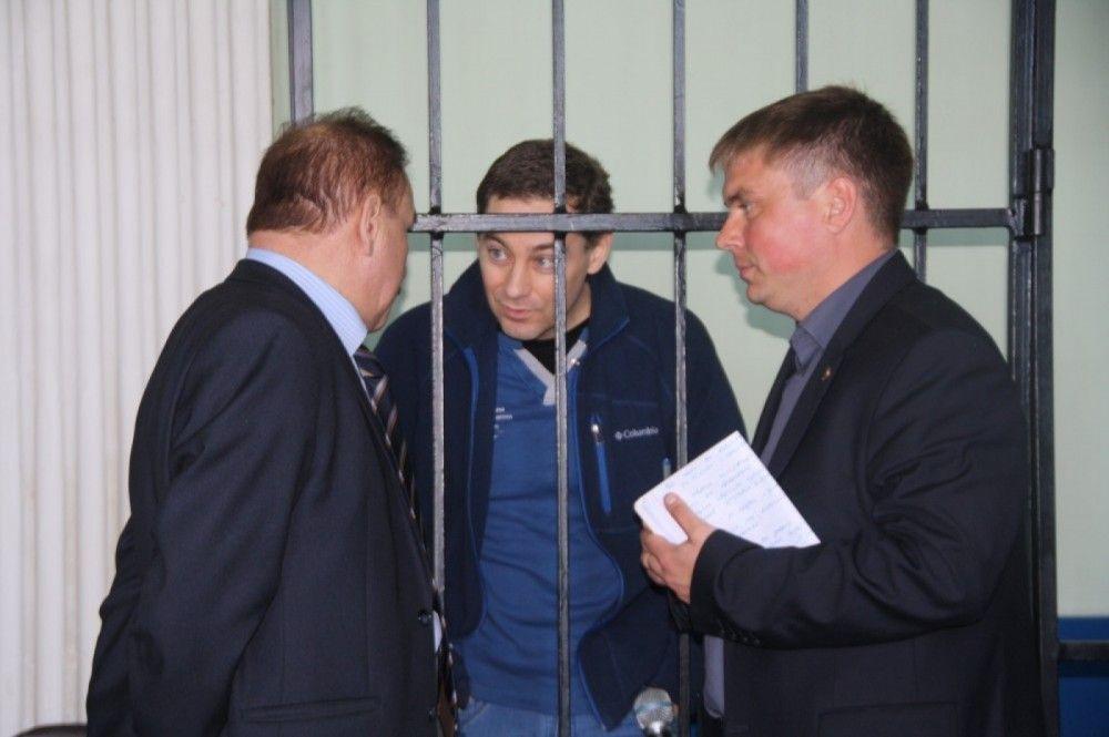 Экс-главе администрации Феодосии Д.Щепеткову продлили срок содержания под стражей