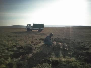Еще пять авиабомб нашли и обезвредили в Ленинском районе Крыма (ФОТО)