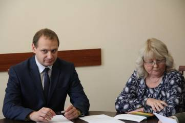 В Феодосии создадут рабочую группу по вопросам экономического развития округа