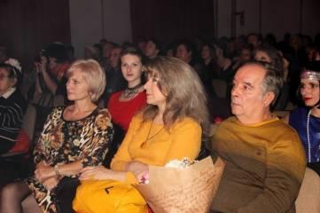 Феодосийский театр драмы и музыкальной комедии отметил юбилей