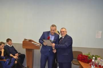 Феодосийские налоговики отметили профессиональный праздник (ФОТО)