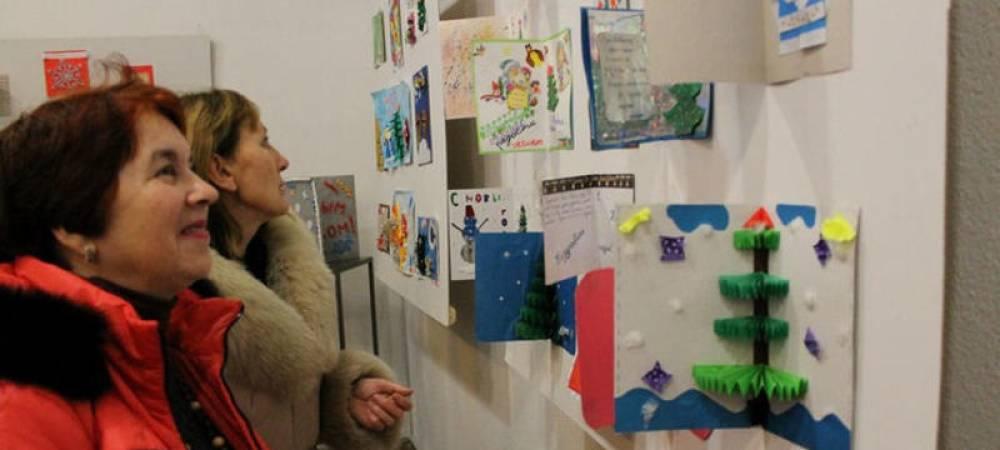 В Керчи объявили конкурс на лучшую новогоднюю открытку
