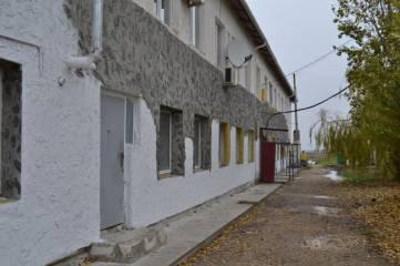 Ремонт общежития в феодосийском селе Насыпное завершится к концу года