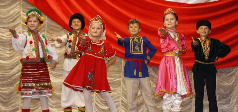 В Феодосии отметили праздник Святого Георгия