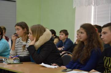 В феодосийском «Интеллекте» стартовали молодежные «Медиа-пятницы»