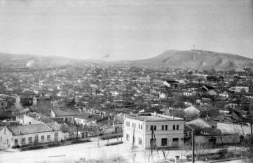 Феодосия и горожане в разные годы прошлого века
