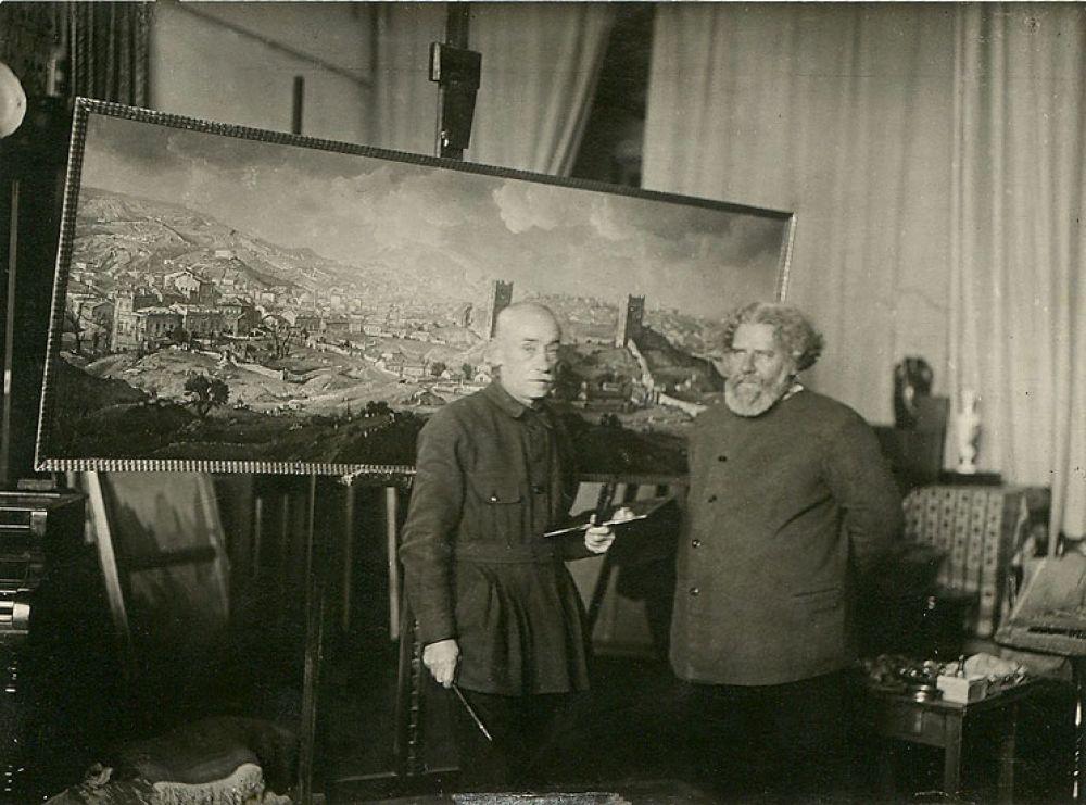 Максимилиан Волошин о Феодосии и вкусах горожан