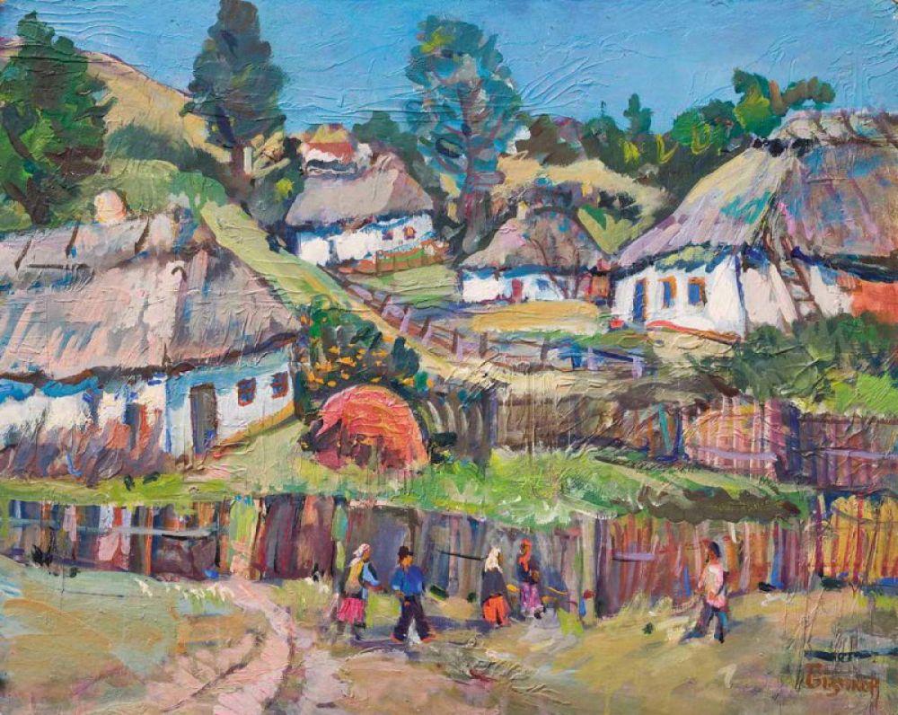 В Феодосийской галерее Айвазовского покажут работы известного украинского художника