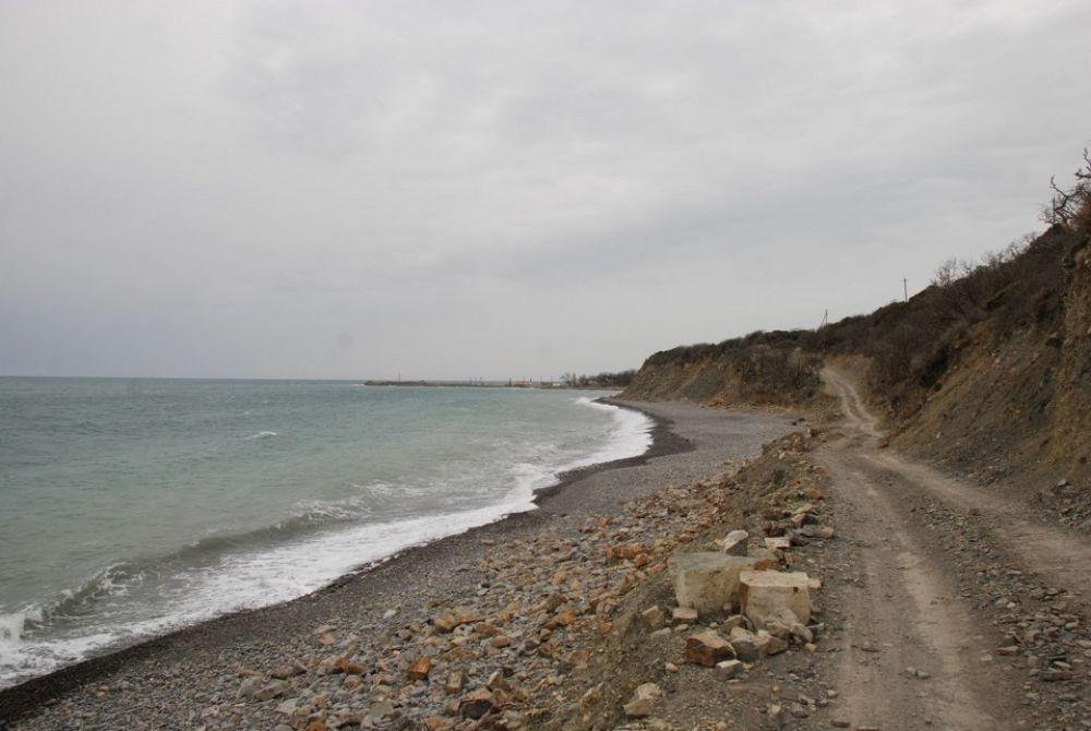 Предпоследний осенний день в Феодосии