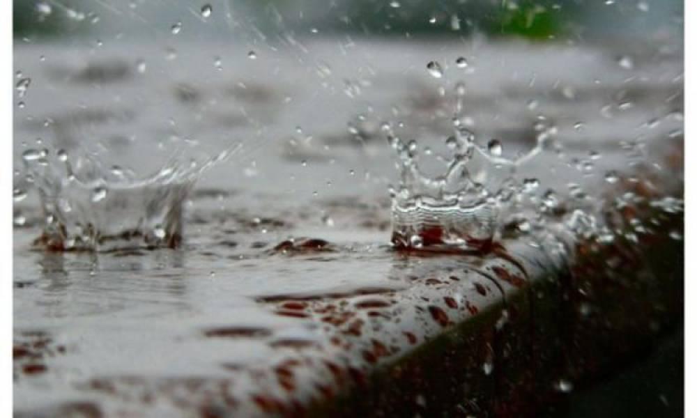 Сильные дожди надвигаются на Крым
