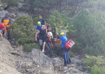 Альпинист из Липецка потерял сознание и упал со скалы в Судаке