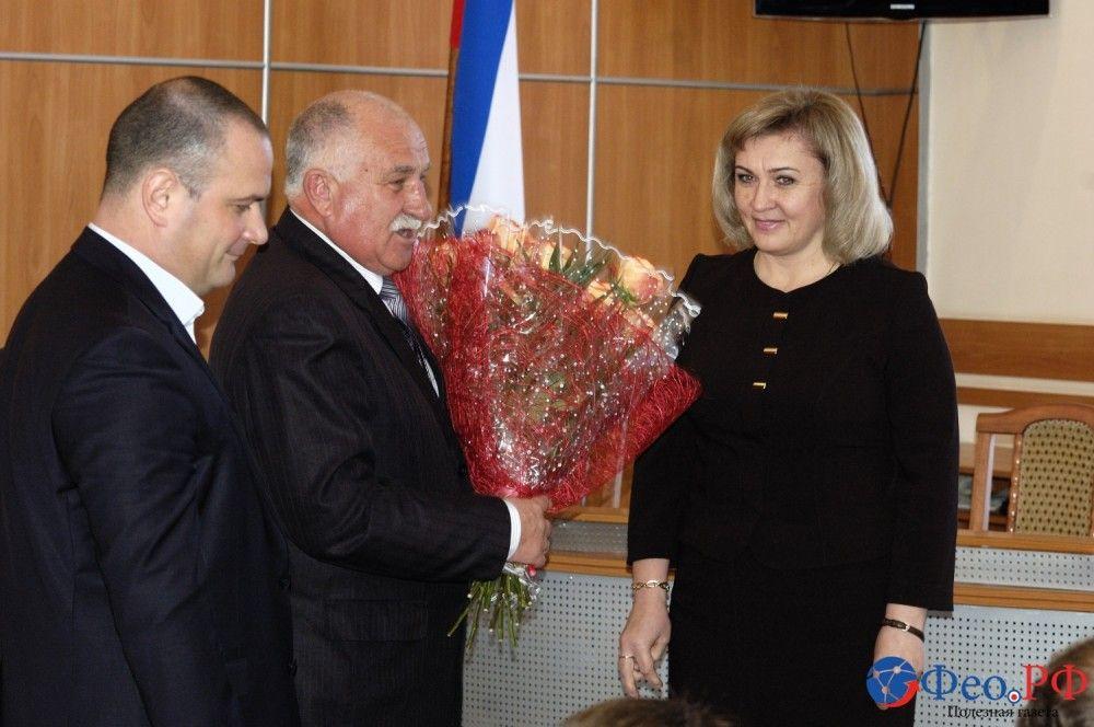 Светлана Гевчук ушла из горсовета Феодосии