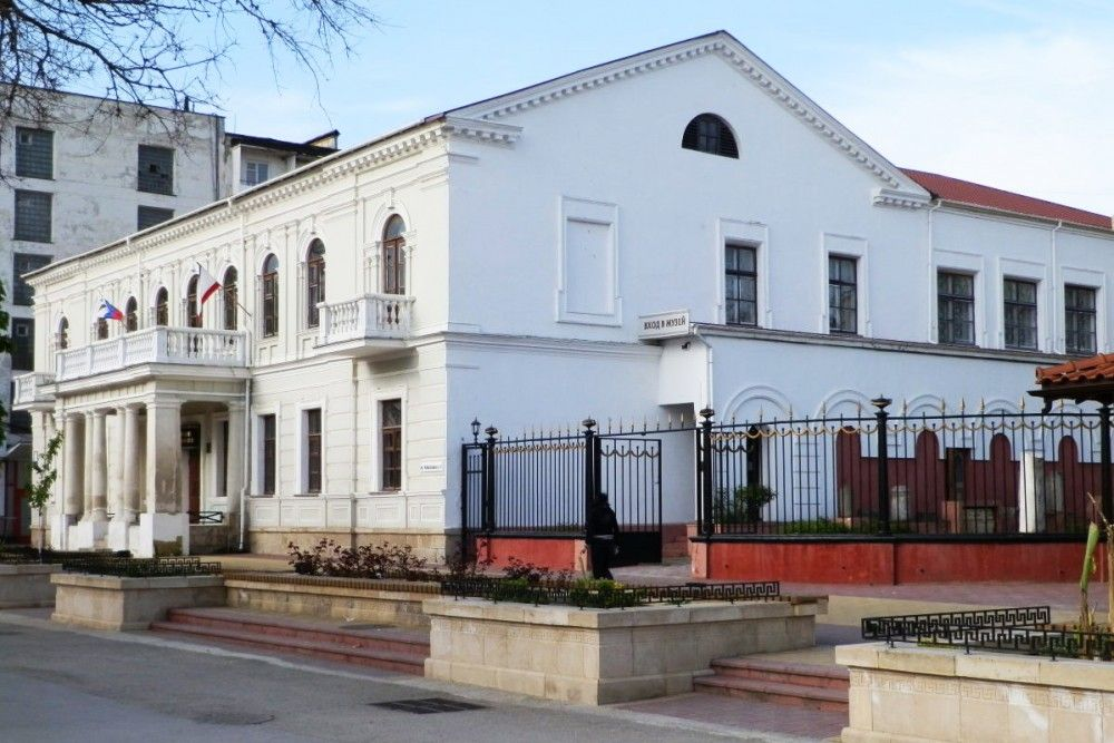 Первое место среди музеев Феодосии и второе — среди музеев Крыма