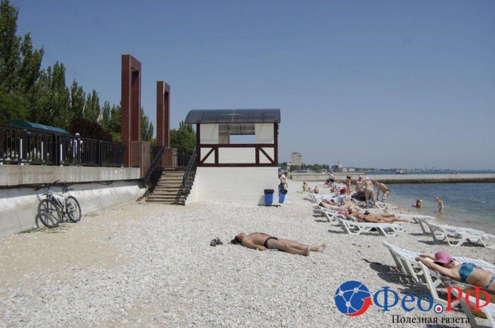Благоустроителя центрального пляжа Феодосии вносят в «черный список»