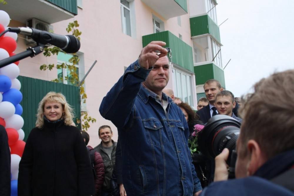 «Многострадальные» «лукичевские» квартиры в доме на улице Габрусева (Обновлено)