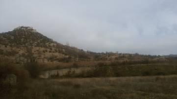 Археологи обнаружили под Феодосией дорогу эпохи генуэзского замка Калиера (ФОТО)