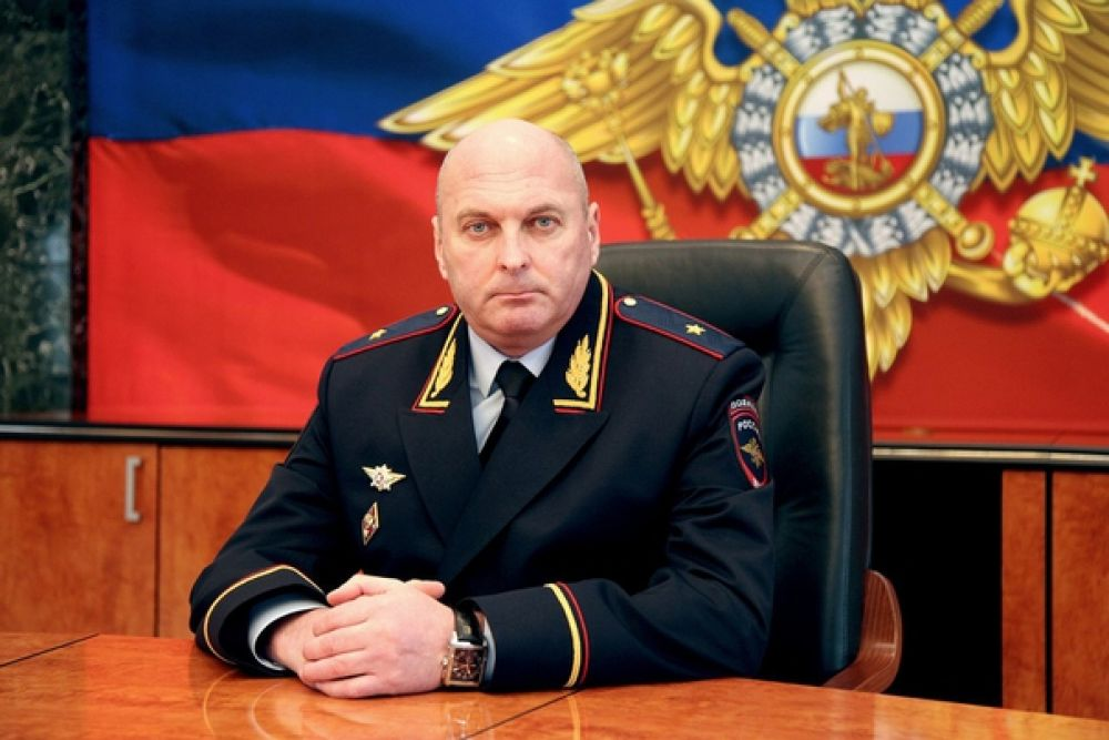В Феодосии будет принимать министр внутренних дел по РК