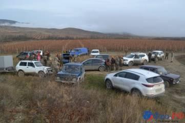 «Фео.РФ» поохотилась на зайцев вместе с феодосийскими охотниками