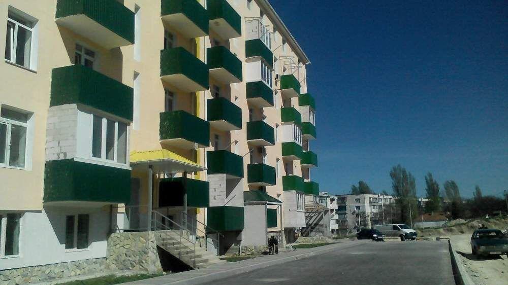 Феодосийские депутаты приняли в собственность города квартиры в доме на Габрусева,2