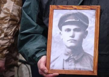 В Феодосии предали земле останки бойцов Крымского фронта (+ФОТО)