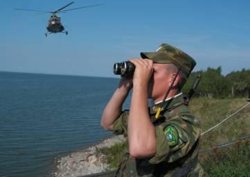 Пограничное управление ФСБ России по Республике Крым приглашает на военную службу по контракту