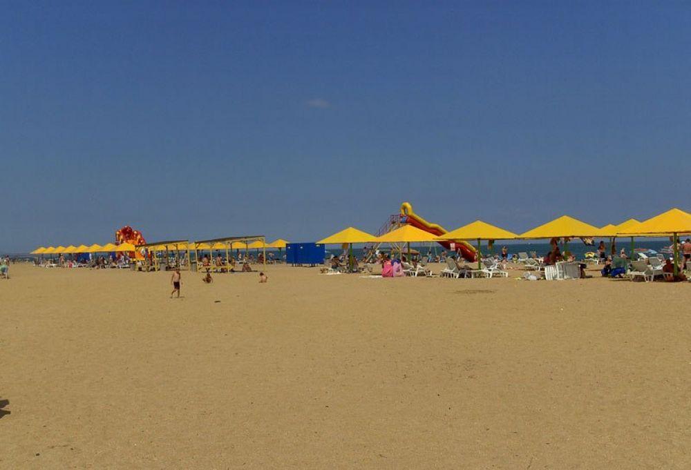 В Керчи уже определили пляжи на следующий год