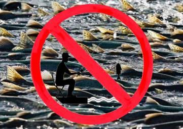 Пограничное управление ФСБ России по Республике Крым информирует об ограничениях любительского и спортивного рыболовства