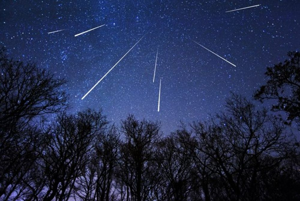 Феодосийцы смогут увидеть самый массовый «звездопад»