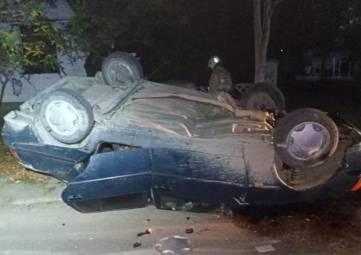 В феодосийском посёлке Приморский в ДТП пострадали три человека (фото)