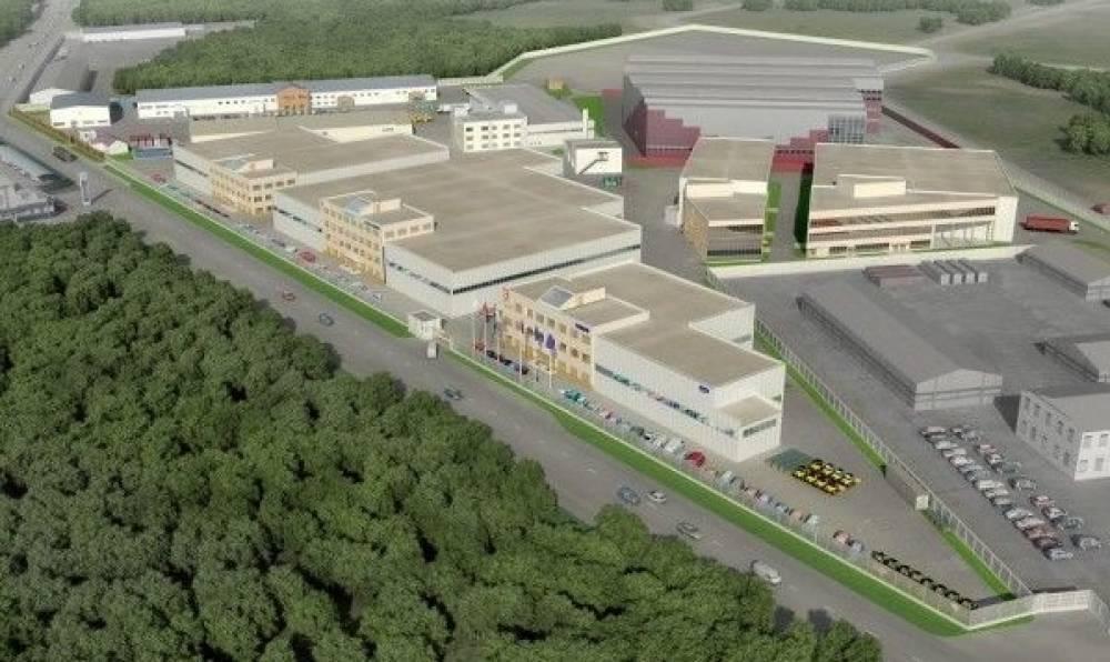 Главгосэкспертиза одобрила проект строительства объектов индустриального парка «Феодосия»
