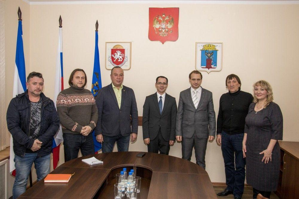 Крымский исторический музей-заповедник заинтересовался культурным наследием Феодосии