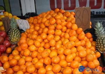 Сезон хурмы и мандаринок продолжается!