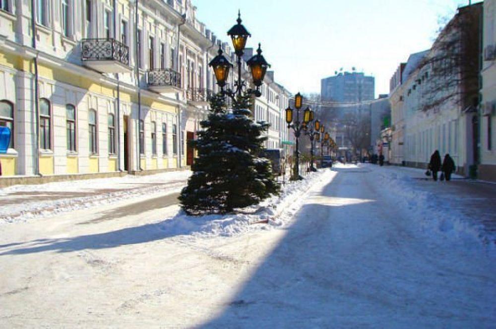 Феодосия возглавила рейтинг самых дешевых курортов для новогоднего отдыха