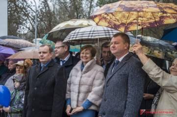В Керчи открыли обновленный Молодежный парк (ФОТО)